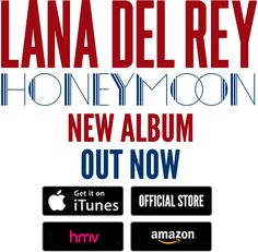Official website for Lana Del Rey including news, music, tour dates, videos and more. New single High By The Beach out now.