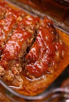 APPLE CIDER VINEGAR MEATLOAF (ground shoulder roast) [cullyskitchen]