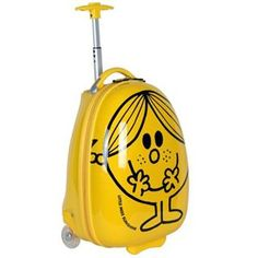 Little Miss Sunshine Kids Cabin Luggage Suitcase. £24.99