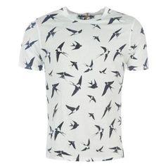 Ringspun Swallow T Shirt Mens - SportsDirect.com