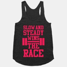 Slow And Steady #fitness #lifting #gym #inspiration #exercise #fitspiration