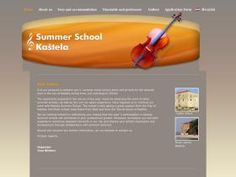 kastelasummerschool.com