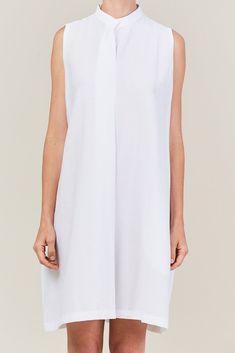 110f6567c99 Sen Da front pleat dress Fashion Beauty