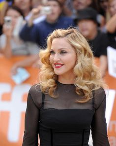 "Madonna arrives at ""W.E."" Premiere at Roy Thomson Hall during the 2011 Toronto International Film Festival Photo: Jason Merritt"