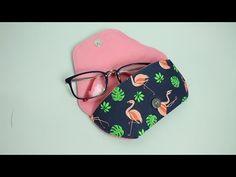 Porta óculos com estrutura fantástica - YouTube