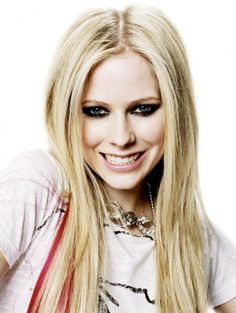 Nyy'zai Avril Lavigne Music Artist. FHM Hot 100.