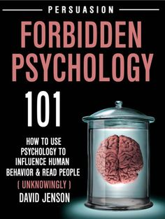 Best Books For Men, Good Books, Books To Read, Psychology 101, Behavioral Psychology, Psychology Studies, Counseling Psychology, How To Read People, Brain Science