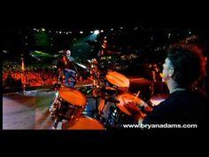 Bryan Adams - Open Road - Live in Lisbon - YouTube