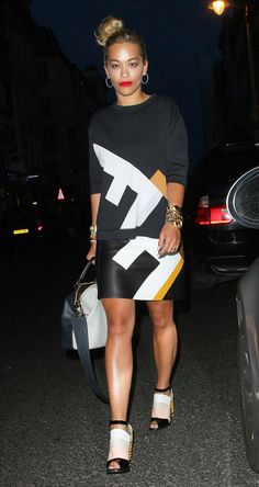 Daily Style Icon: Rita Ora :: Company.co.uk