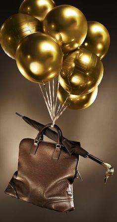 A la Mary Poppins: Burberry festive gifts from the A/W12 runway: