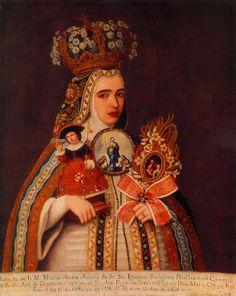 Crowned Nun.