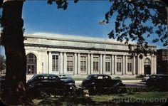 Post Office ~ Kenosha Wisconsin