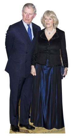 Prince Charles and Camilla Parker Bowles Lifesize Cardboard Cutout / Standee / Standup Queen 90th Birthday, 90th Birthday Parties, Prince Charles And Camilla, Camilla Parker Bowles, Budget Fashion, Photo Quality, Cool Posters, Queen Elizabeth Ii, The Struts