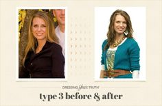 Here is my Interview with Carol!  My Before and After- New! Before & After...With Video! – 'My Dressing Your Truth Journey' - The Carol Blog