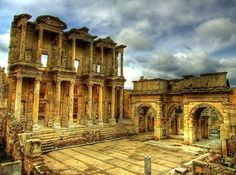 Celsius Library, Ephesus.