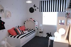 Baby Boy Rooms, Kid Spaces, Minimalism, Toddler Bed, Kids Room, House, Furniture, Design, Home Decor