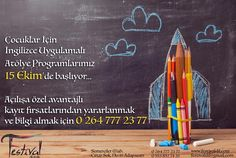 Çocuklar için İngilizce Uygulamalı Atölye Programı  #sakaryadilokulu #ingilizcedileğitimi #festivaldilokulu #eğitim #education #çocuk #kids #öğrenmedeneyimi #atölye #sakarya Dil