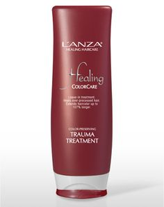 Love, LOVE this product! I've seen the most amazing results on clients that have dry, damaged ends - this repairs & heals.