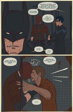 Comic Book Characters, Comic Book Heroes, Comic Books, Gotham Villains, Gotham Batman, Robin Comics, Dc Comics, Marvel Funny, Marvel Dc