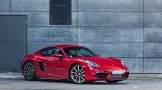 Porsche 718 Cayman S PDK – roolit vaihtuvat