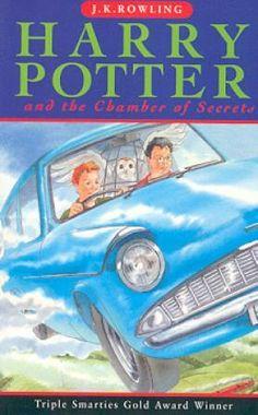 Harry Potter and the chamber of secrets av J.K. Rowling