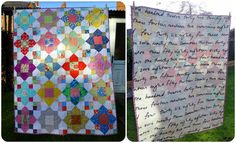 Bee Blessed Quatrefoil Quilt - Just Jude Designs