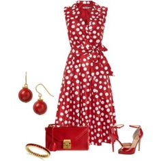The world can't have to many polka dots.