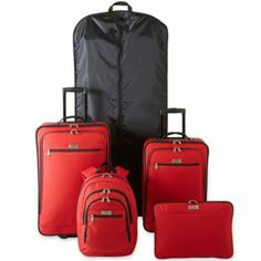 5PC LUGGAGE SET $39.99 @ JCPENNEY.