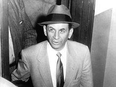 Mafia figure Meyer Lansky.