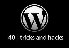 40+ Most Wanted WordPress Tricks And Hacks  Have you ever came across a WordPress blog, saw something you liked, and questions like 'how they did that', 'is that a plugin or hack?', 'where can I get those cool mods' begin to pop? Well, it's really pretty normal because most of us did the same thing. For this article we've spent time with some 14 WordPress bloggers, finding out what kinda hacks and plugins they are really looking for to enhance their blog in any aspect. Here's our outcome,
