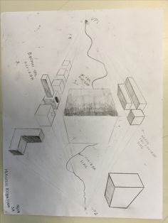 2 point perspective 12/14