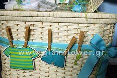 Σετ βάπτισης μπουγάδα για αγοράκι Straw Bag, Picnic, Basket, Bags, Handbags, Dime Bags, Lv Bags, Picnics, Purses