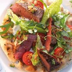 Bbq, Grilling, Tacos, Pizza, Mexican, Ethnic Recipes, Food, Steak Salat, Highlights