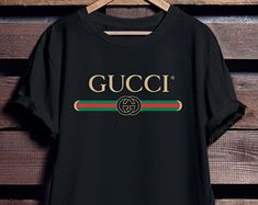 91dd8509ba0 Gucci Shirt Men and Women - Gucci Inspired - Gucci Vintage - Vintage Shirt  - Gucci Design - LIMITED TIME ONLY - Free Shipping