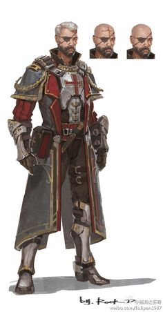 Absolutely massive collection of Character Art Character Creation, Fantasy Character Design, Game Character, Character Concept, Illustration Fantasy, Illustration Inspiration, Fantasy Male, Fantasy Armor, Paladin