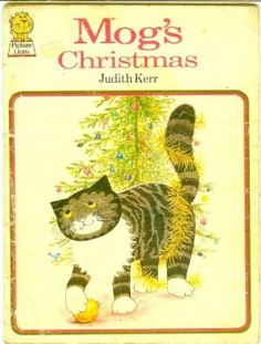 Day 23 of our Book Advent Calendar. We love Mog in this house - and Mog's Christmas was one of my books from back in the My Little Girl, So Little Time, Animal Books, Christmas Books, Any Book, Bedtime Stories, My Childhood, Lions, New Books