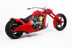 Sports Car Bike - Orange County Choppers