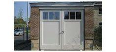 houten garagedeuren - Bing Afbeeldingen