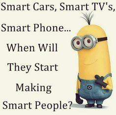 Need SMART People
