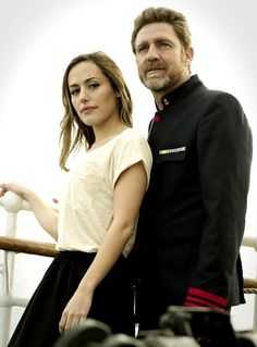 El Barco Sosmoviers Barcos El Barco Serie Actores