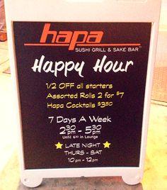 #lodo #hapa #sushi