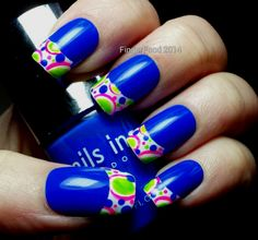 FingerFood: NAILS Mag 31DC March Day 10 - French