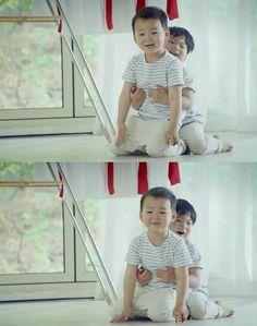 กอดด้วยๆ..น่าร๊ากกก.. พี่รองกับน้องเจะมุ้งมิ้งหันดีจริงๆ.. #วงGLOM #DaehanMingukManse
