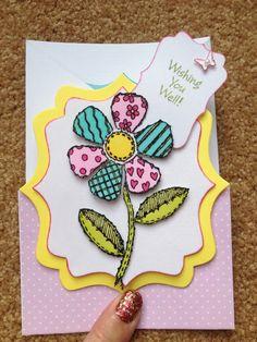 Get Well Soon Card -