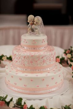 precious moments cake topper | Precious+moments+cake+toppers+for+wedding+cakes