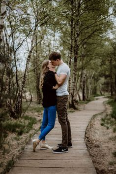 couple-shooting | forest | trees | couple | photography