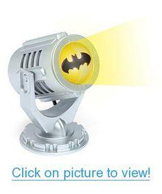 Mini Batman Bat-Signal Home #Office #Lighting #Clocks