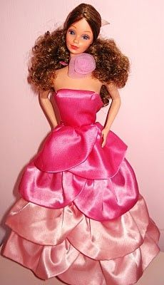 1980's barbie smelled like roses | Sweet Roses P.J. - Barbie's friend. smelled like roses 1983