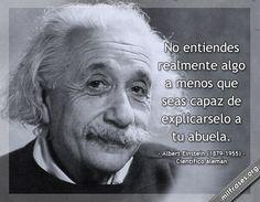 Albert Einstein, científico alemán