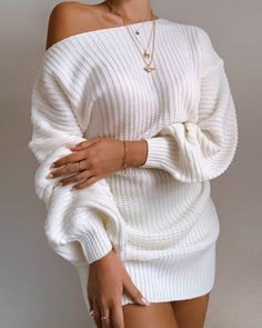 Long Sweater Dress, Knit Dress, Sweater Jacket, Dress Long, Trend Fashion, Fashion Themes, Fashion Fashion, Fashion Online, Fashion Ideas